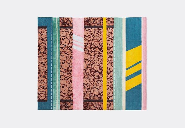 'Paralleli B1' carpet