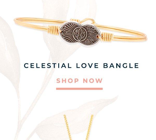 CELESTIAL LOVE BANGLE | SHOP NOW