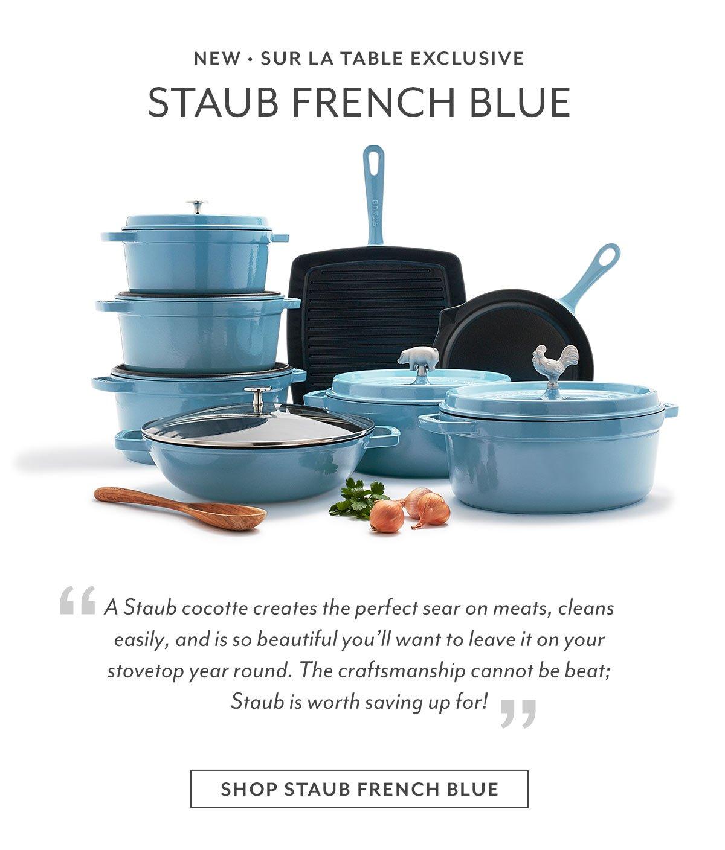 Shop Staub French Blue