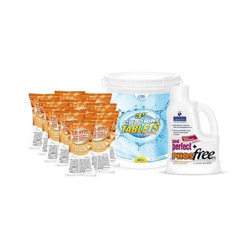 PoolSupplyWorld Value Pool Chemical Kit