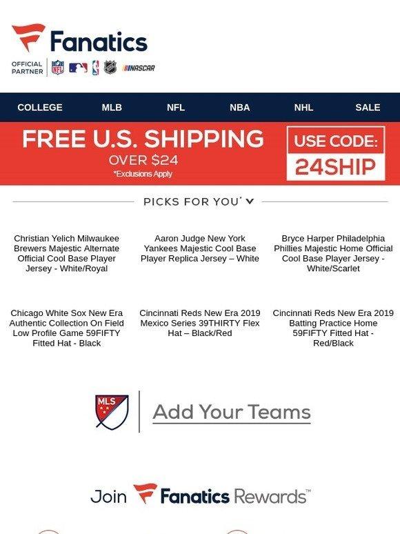 half off b2f2f 8d90e Shop.NHL.com  johnnie-O x MLB   West Coast Styles for Ballpark Season    Milled