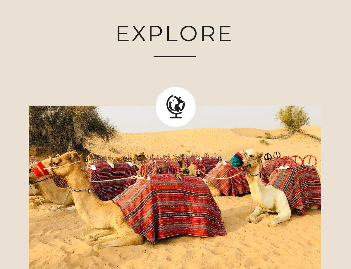EXPLORE   Dubai
