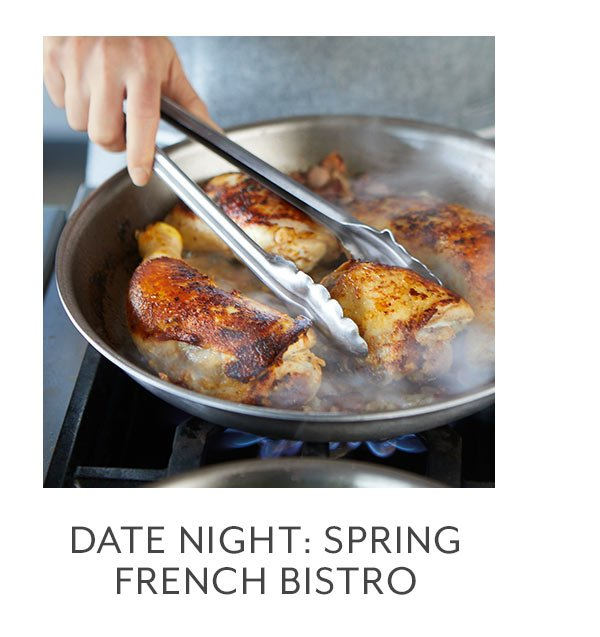 Date Night • Spring French Bistro