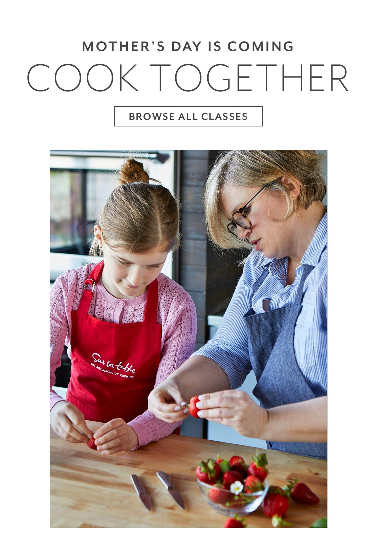 Mother's Day Is Coming • Cook Together