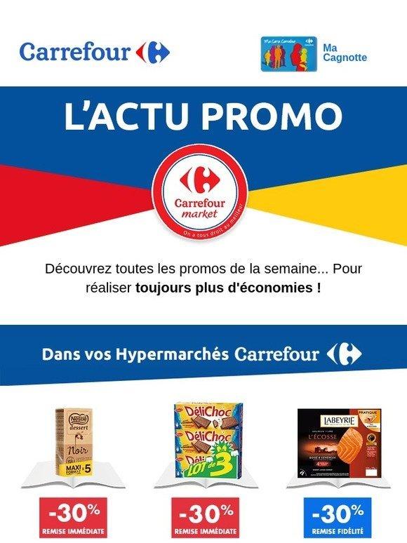Carte Fidelite Carrefour Ooshop.Ooshop Carrefour Les Promos De La Semaine Sont La Milled