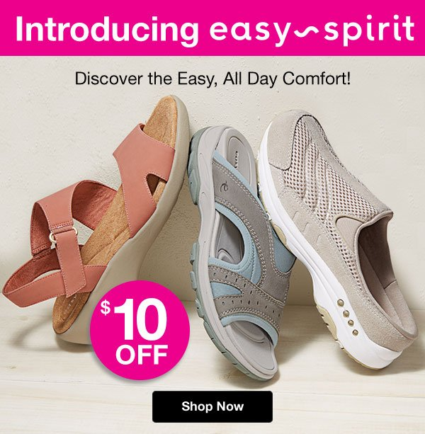 Shop Easy-Spirit Shoes!
