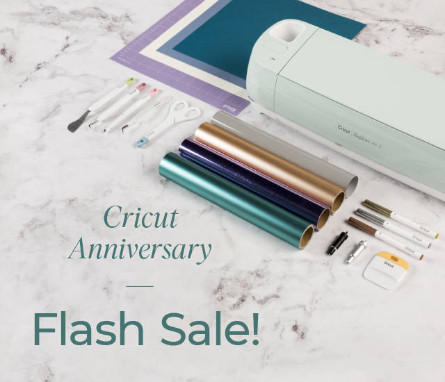 Cricut: Cricut Anniversary ⚡ FLASH SALE ⚡   Milled
