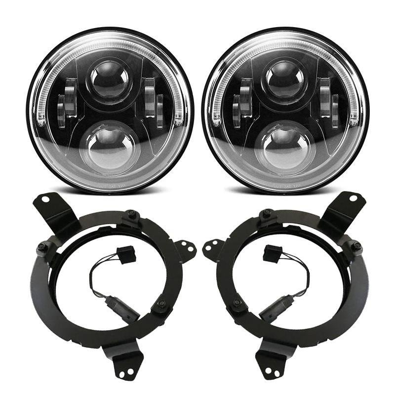 Led Lights Headlights For Cars