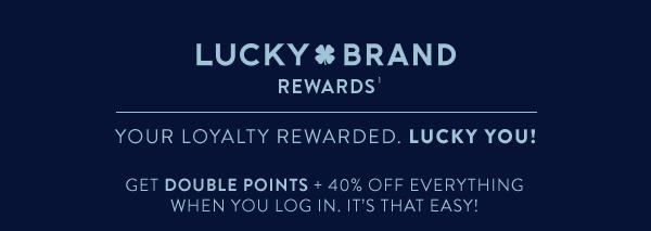 Loyalty Rewards