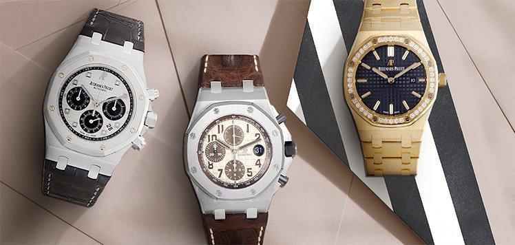 Rolex to Audemars Piguet Men's Forever Watches