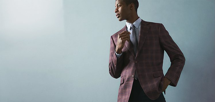 Tailored Luxe With Ermenegildo Zegna & Canali