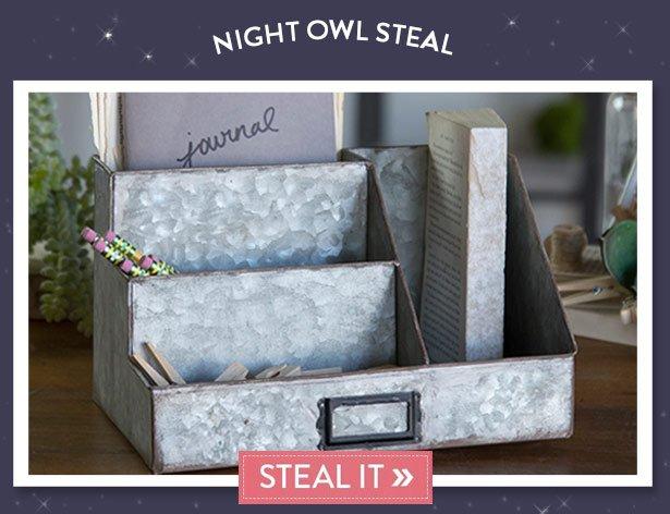 Night Owl Steal