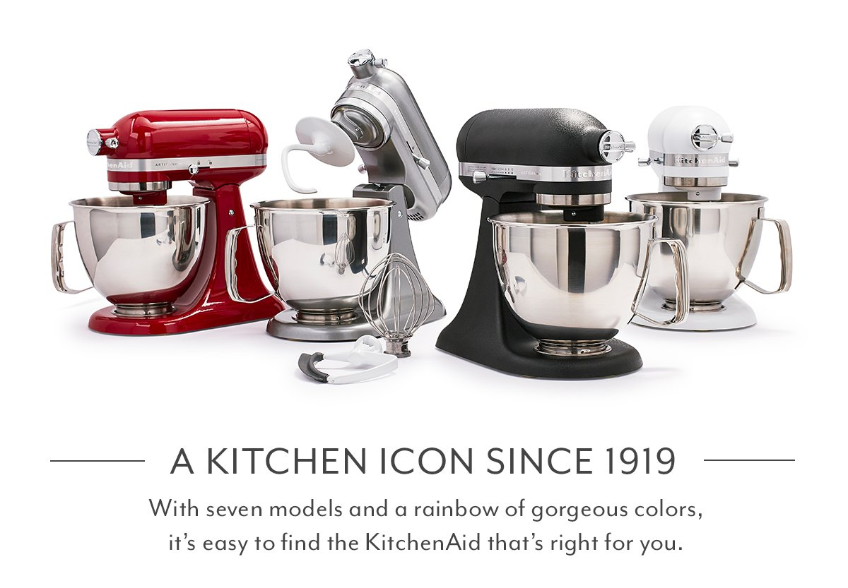 A Kitchen Icon Since 1919