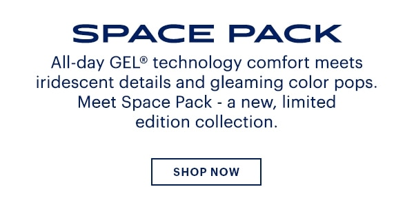 Space Pack, Shop Now