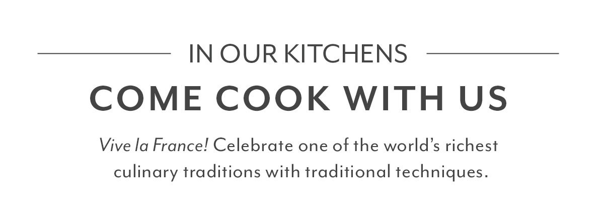 In Our Kitchens