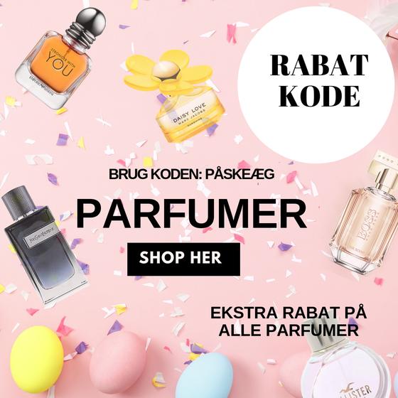 Påskeæg Rabatkode Parfumer