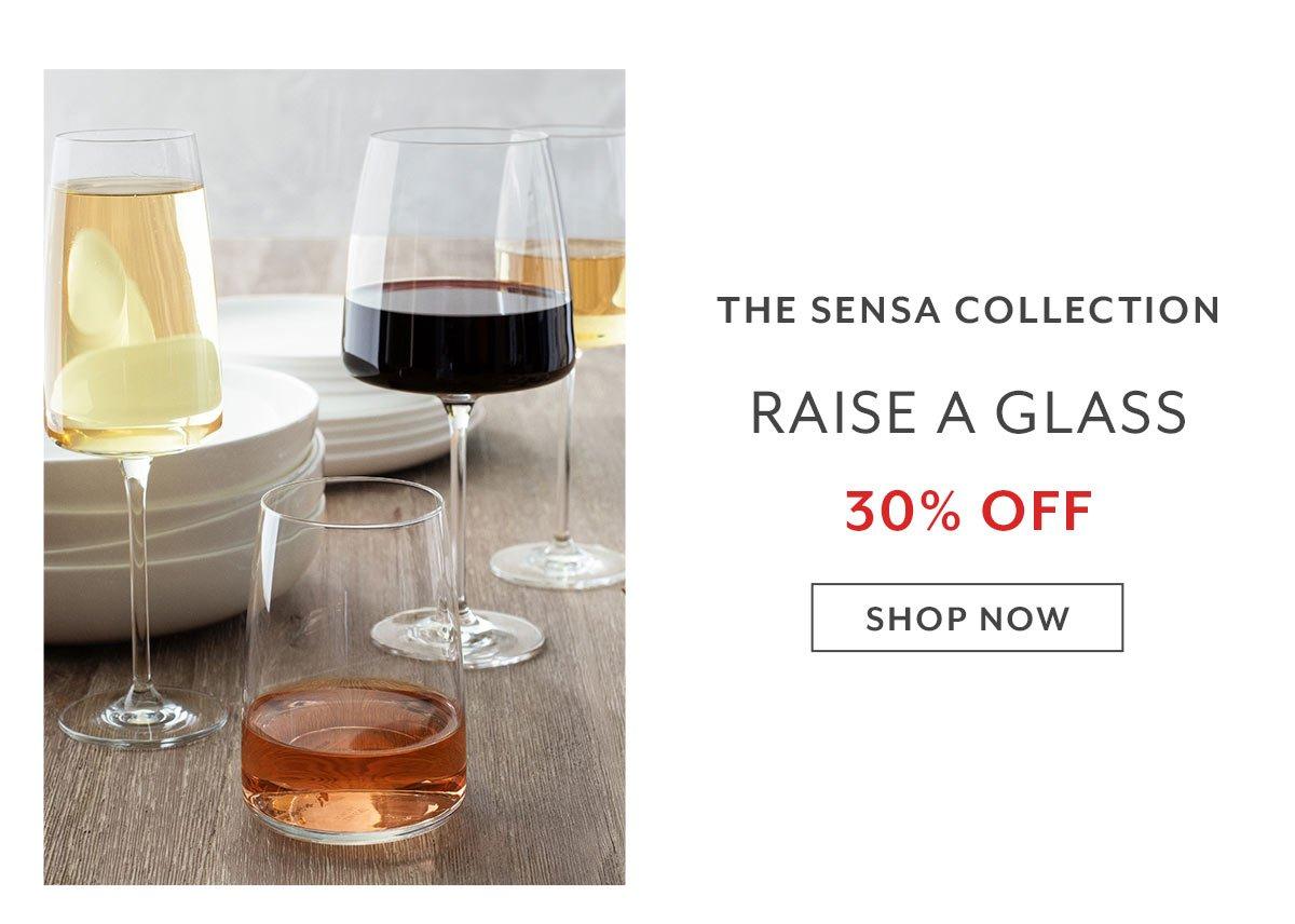Sense Wine Glasses