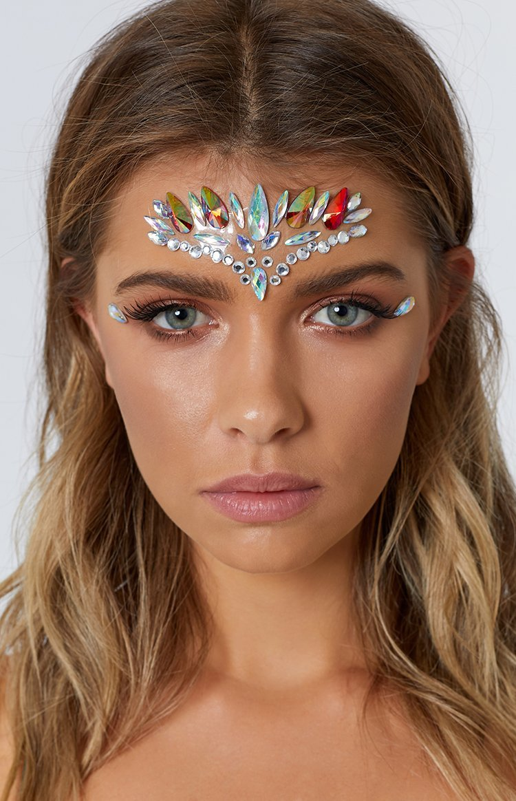 Eclat Fire And Ice Crown Body Jewels