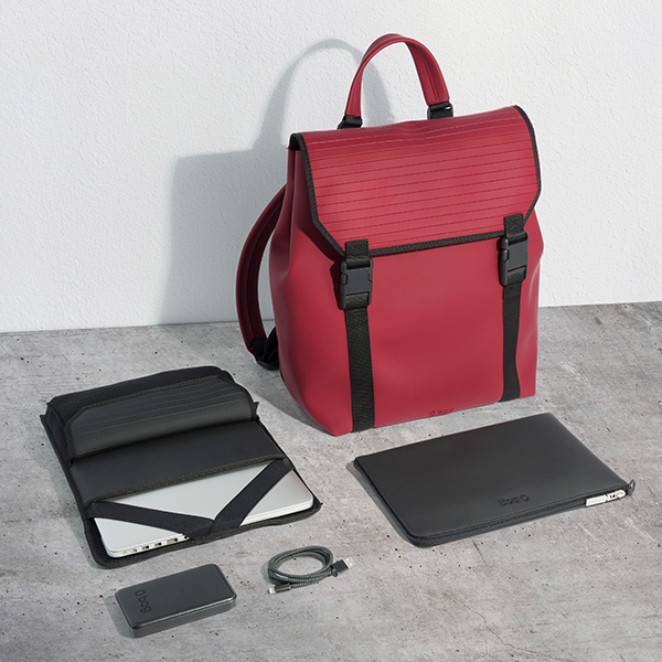 shop for newest perfect quality new arrival Obag: Discover M 217: O bag's new multitasking backpack   Milled