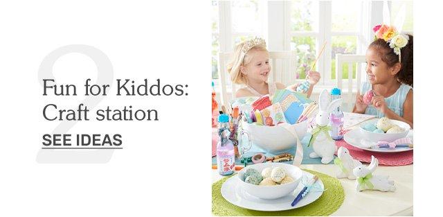 See kid's craft ideas
