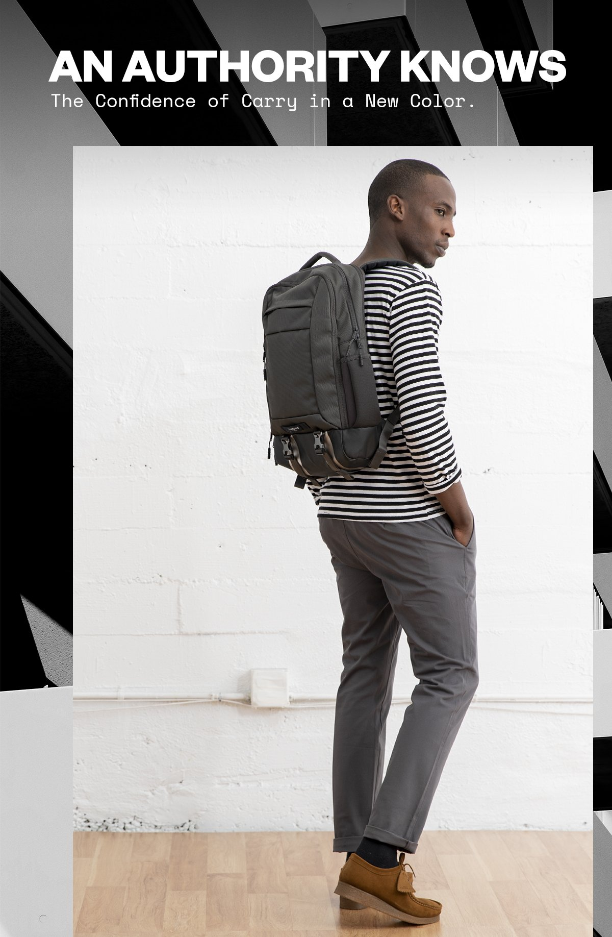 60f70cd9fdd Timbuk2: New Color Added To The Authority Laptop Backpack Deluxe ...