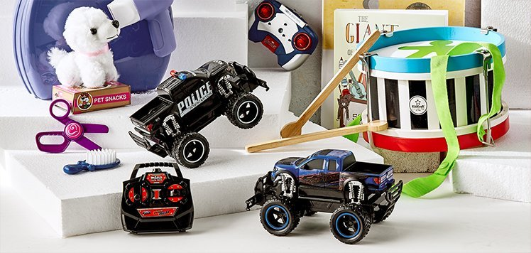 Our Top 100 Toys