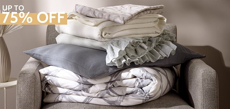 The Bedding Stock-Up