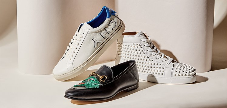 Gucci & More Designer Men's Shoes
