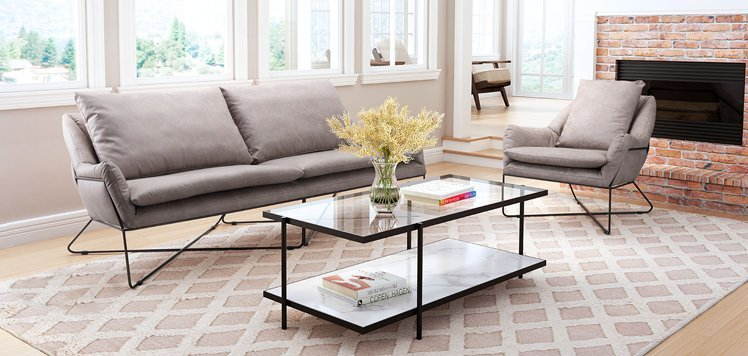 Go Modern: Furniture, Decor & More