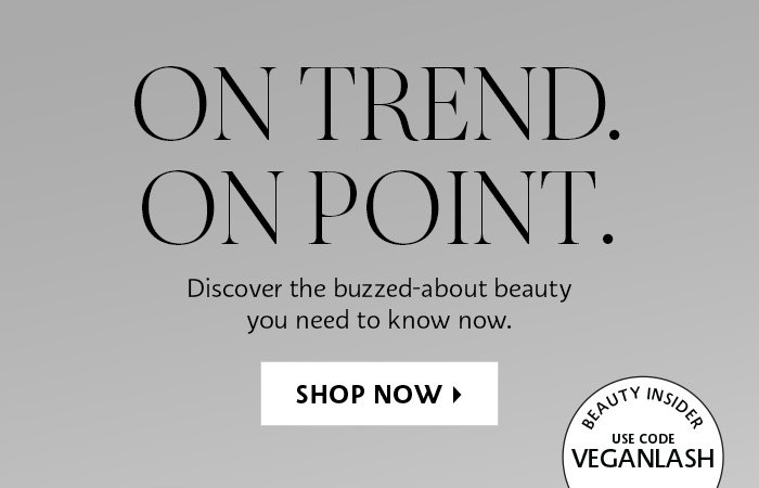 Shop Now Buzzed-about Beauty