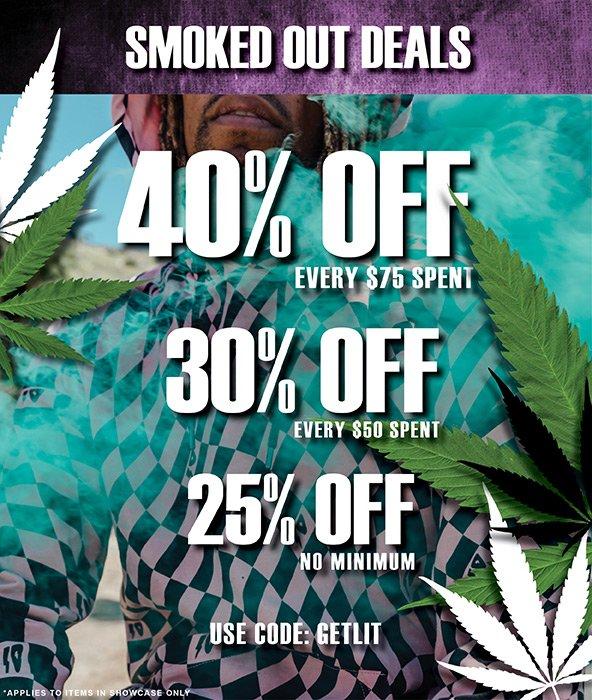 Smoke Out Deals