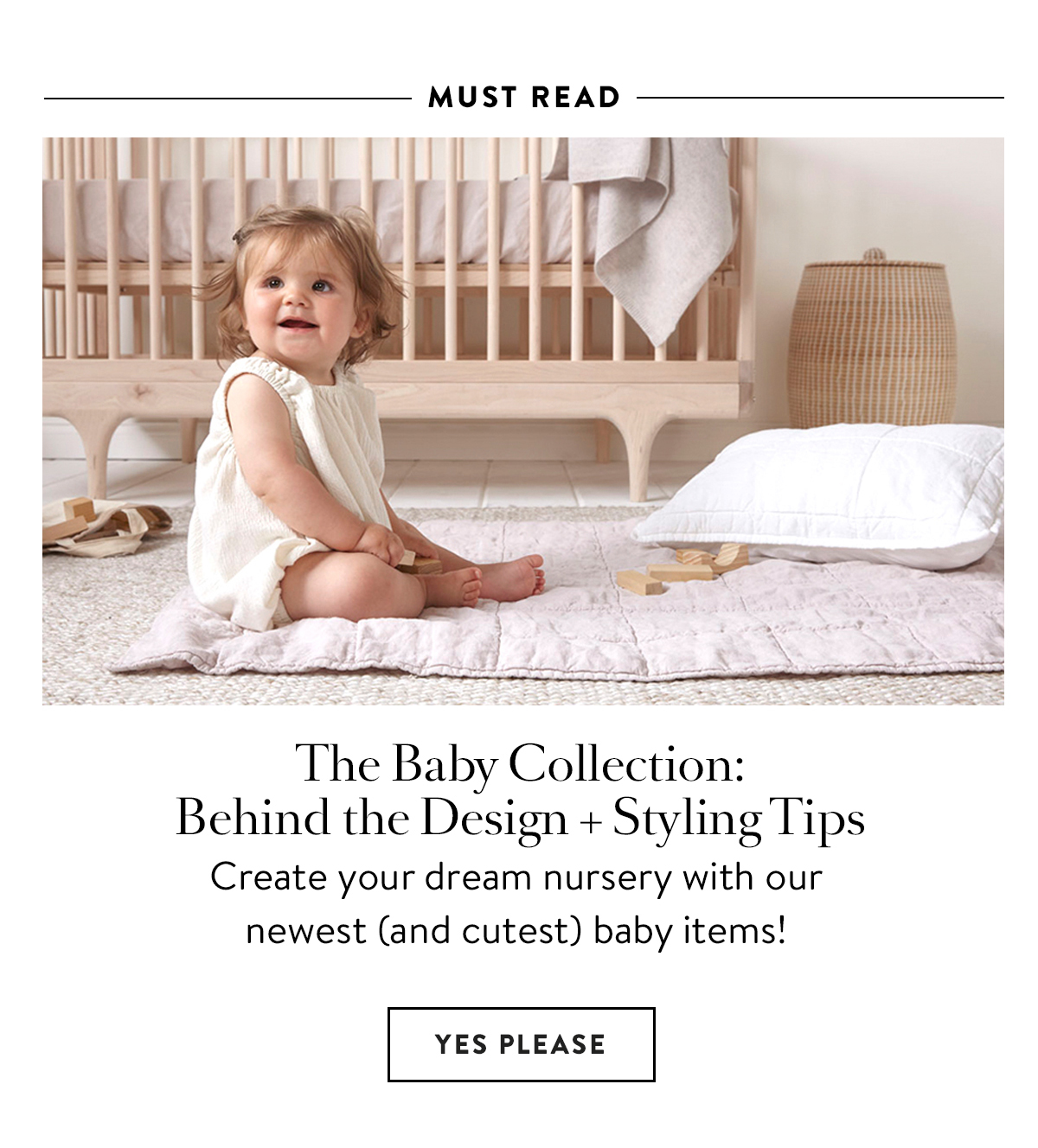 Parachute Baby Collection
