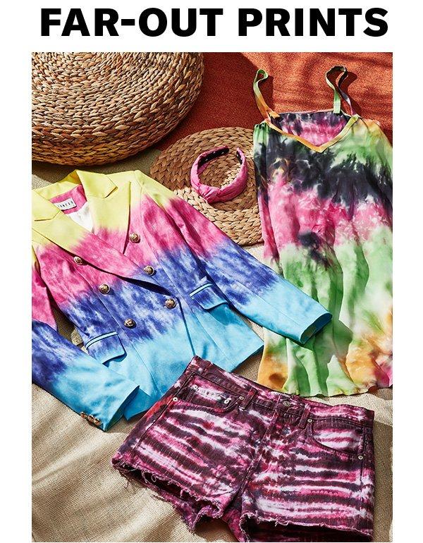 Shopbop: EXCLUSIVES ALERT: tie-dye prints | Milled