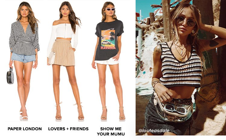 Always on Top: These must-have tops will make your entire outfit. SHOP NOW.
