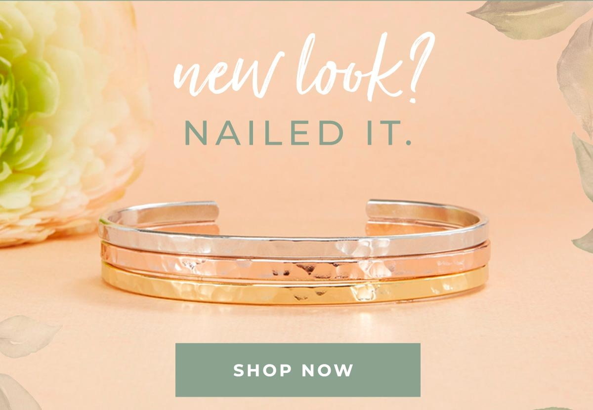 new look? NAILED IT. | SHOP NOW