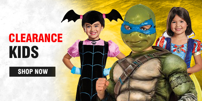 Kids Clearance Costumes