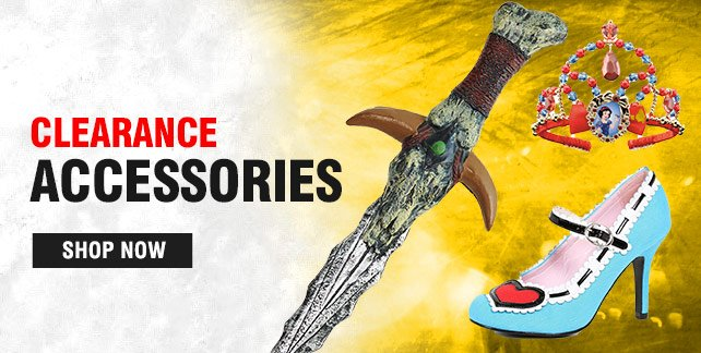 Clearance Accessories