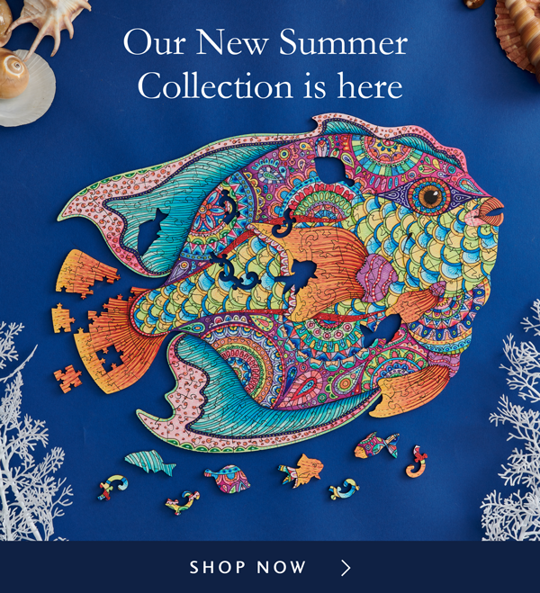 Wentworth Wooden Puzzles Our Brand New Summer Collection Is Here