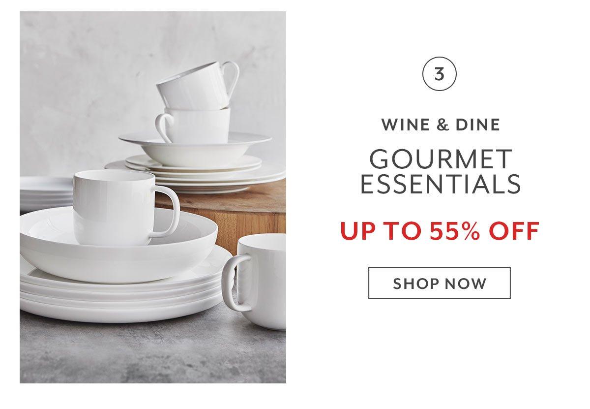 Gourmet Essentials
