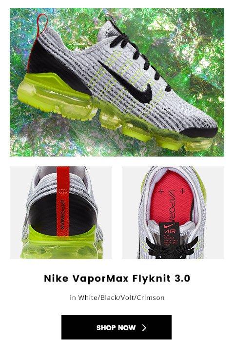 nike vapormax flyknit 3 footlocker