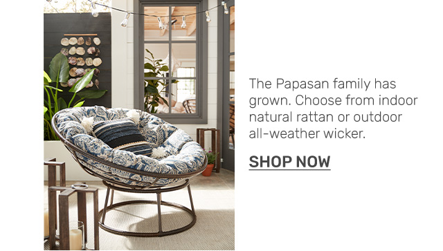 Shop papasans