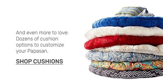 Shop cushions