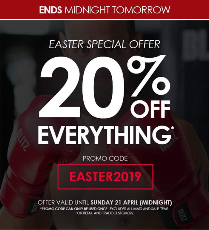 Blitz Sport: Hurry! 20% OFF Ends Tomorrow    Milled