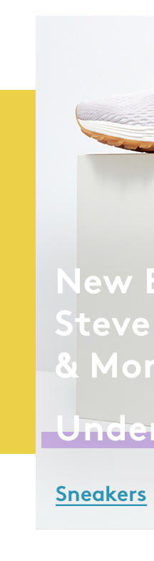 New Balance, Steve Madden & More | Under $60 | Sneakers