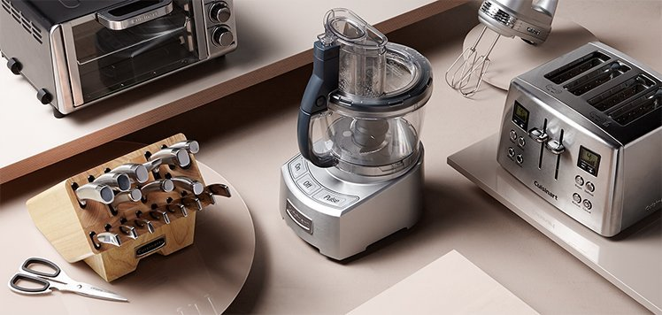 Pro-Grade Kitchen With Cuisinart to ZWILLING J.A. HENCKELS