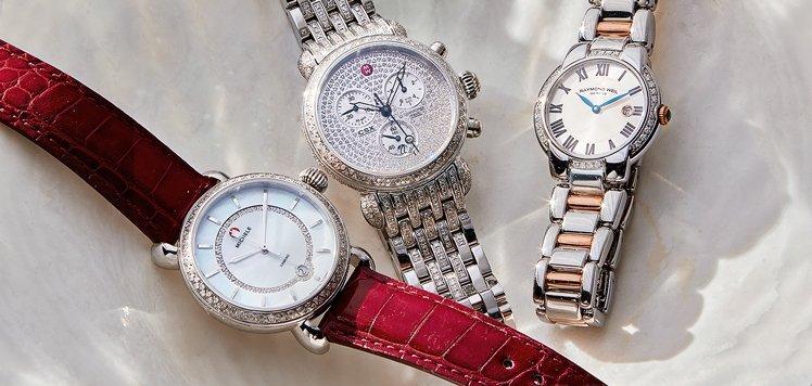 Women's Luxe Watches