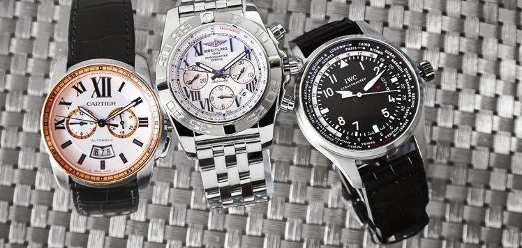 Men's Luxe Watches