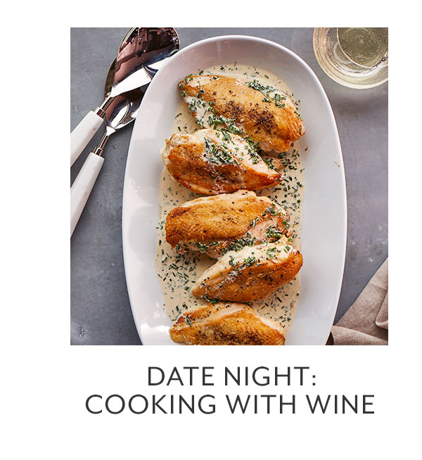 Date Night: Cooking With Wine