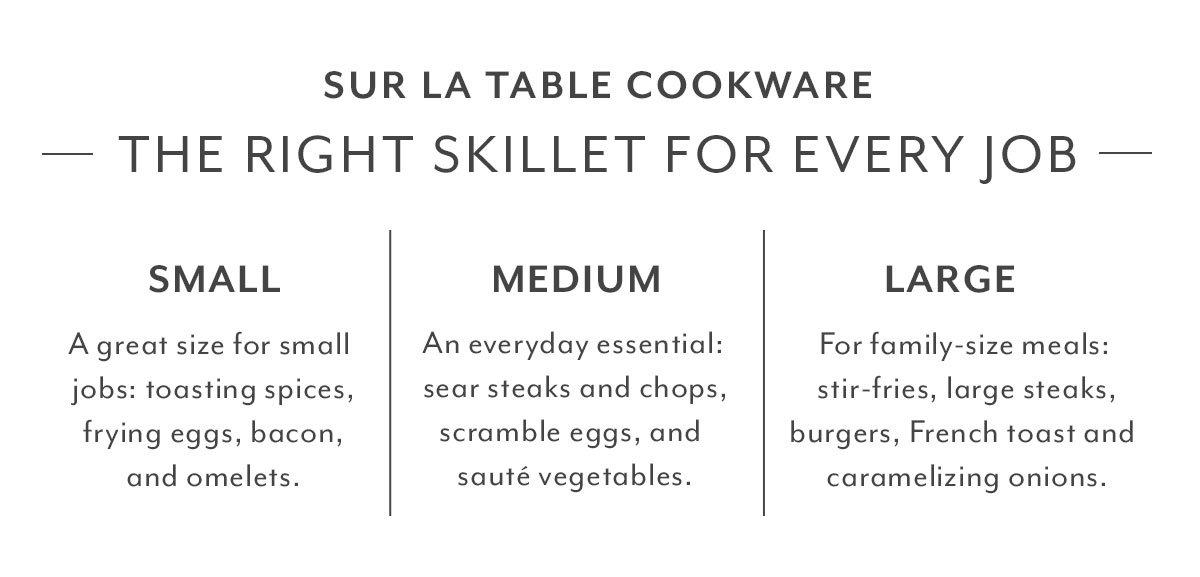 Sur La Table Cookware