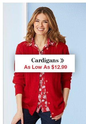 Shop Women's Cardigans!